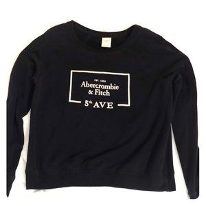 WINTER Pullover sweater - ABERCROMBIE & FITCH